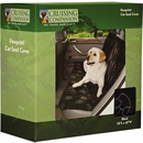 Cruising Companion Pawprint Car Seat Cover - Black