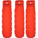 "D.T. Systems Sporting Dog Soft Mouth Trainer Dummy 3 pack Large - Orange (11.5"" x 2.5"" x 2.5"")"