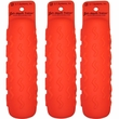 """D.T. Systems Sporting Dog Soft Mouth Trainer Dummy 3 pack Large - Orange (11.5"""" x 2.5"""" x 2.5"""")"""