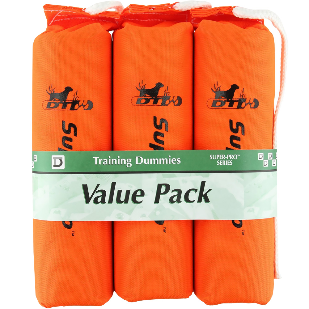 DT-SYSTEMS-SPORTING-DOG-DUMMY-SMALL-3-PACK-ORANGE