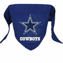 Dallas Cowboys Dog Bandanas