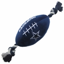 Dallas Cowboys Nylon Dog Toy