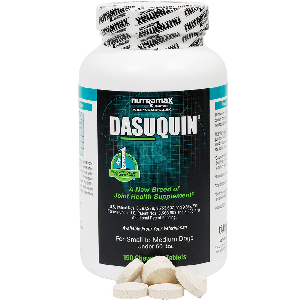 Image of Dasuquin for Small to Medium Dogs (150 Chewable Tabs)