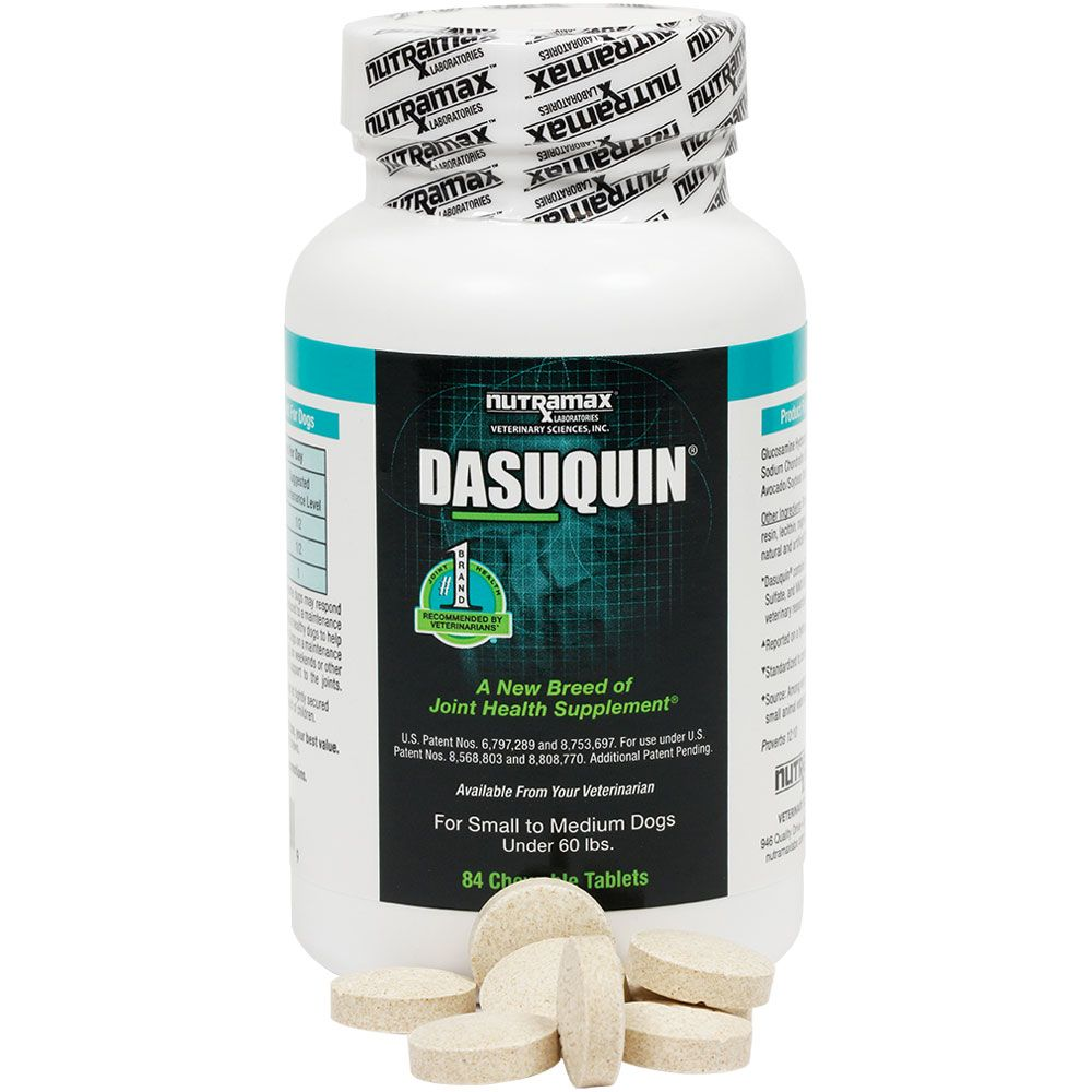 Dasuquin for Small to Medium Dogs (84 Chewable Tabs) im test