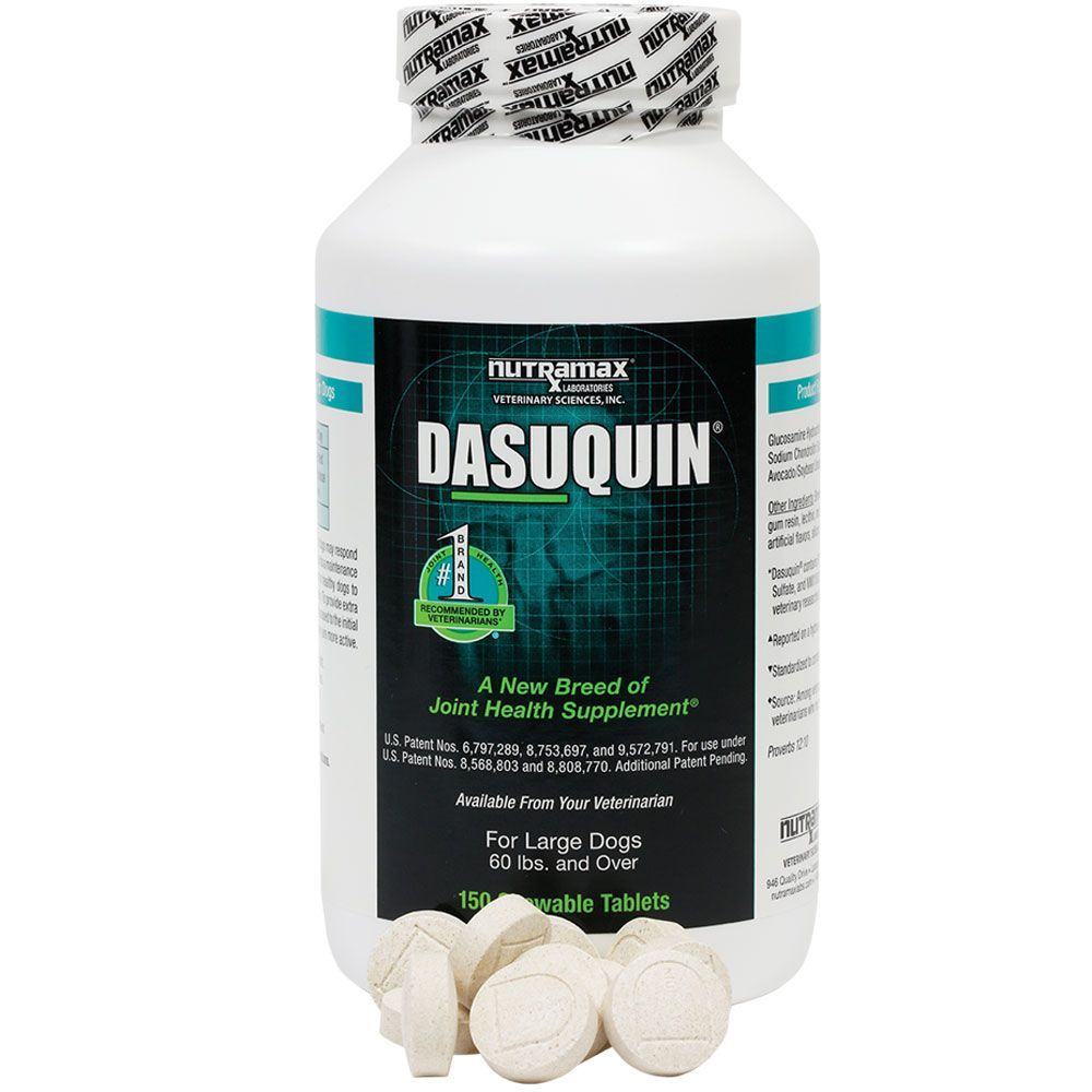Image of Dasuquin for Large Dogs (150 Chewable Tabs)