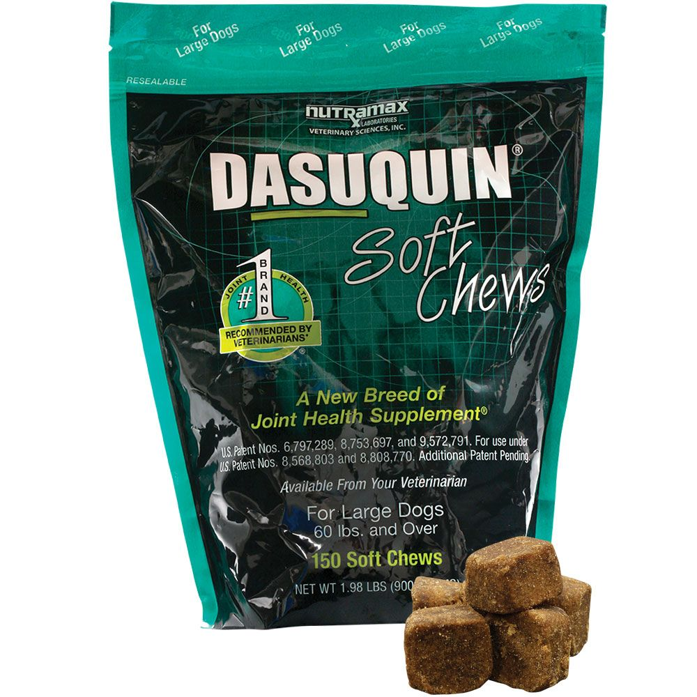 Dasuquin Soft Chews for Large Dogs (150 Chews) im test