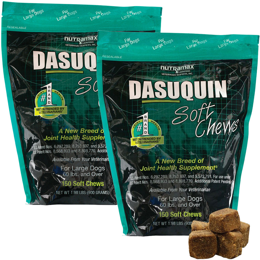 Dasuquin Soft Chews for Large Dogs (300 Chews) im test