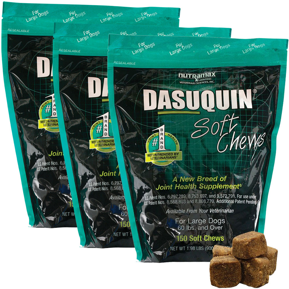 Dasuquin Soft Chews for Large Dogs (450 Chews) im test