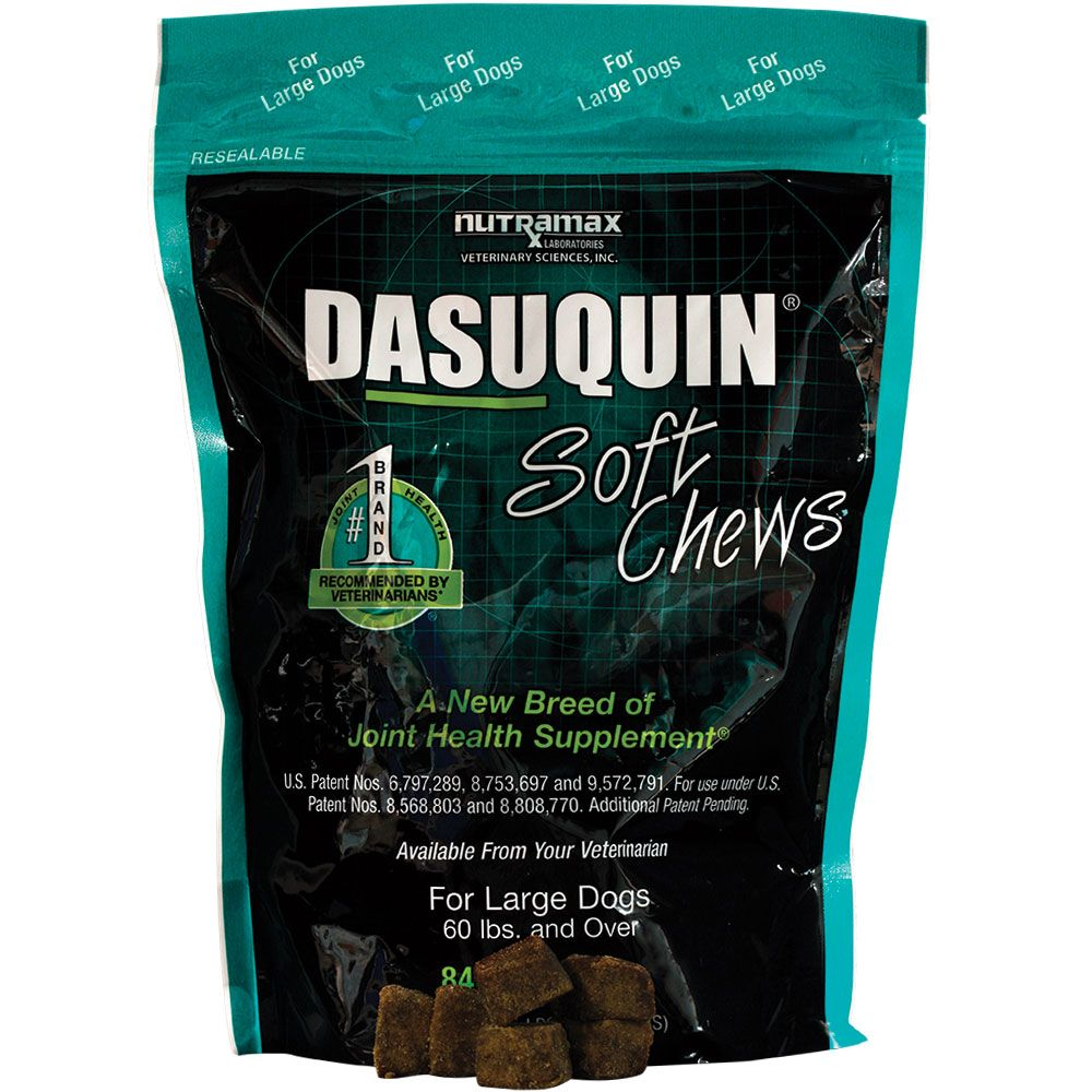 Dasuquin Soft Chews for Large Dogs (84 Chews) im test