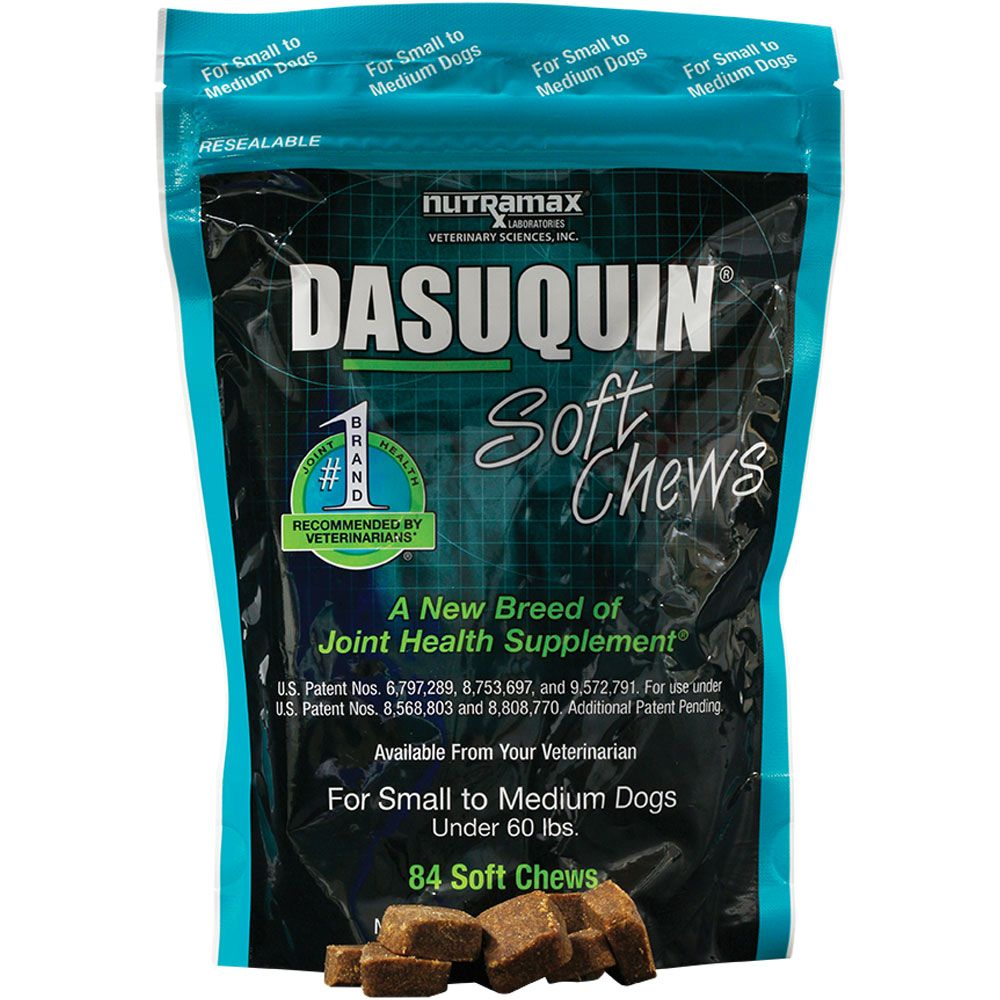 Dasuquin Soft Chews for Small to Medium Dogs (84 Chews) im test