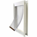 Deluxe Aluminium Pet Door - Super Large