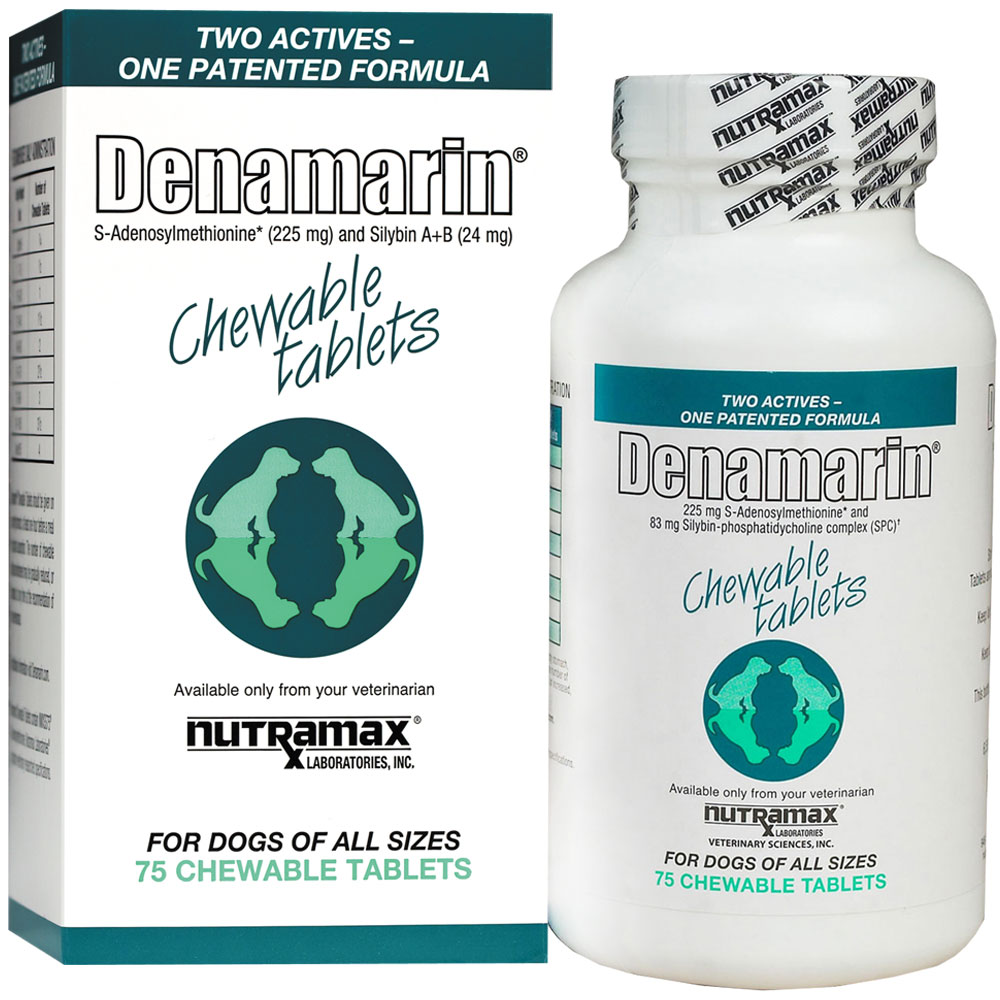 Denamarin for Dogs of All Sizes (75 Tabs) im test