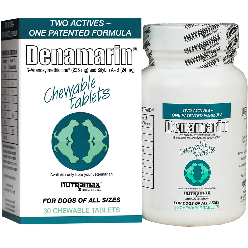 Denamarin for Dogs of All Sizes (30 Tabs) im test