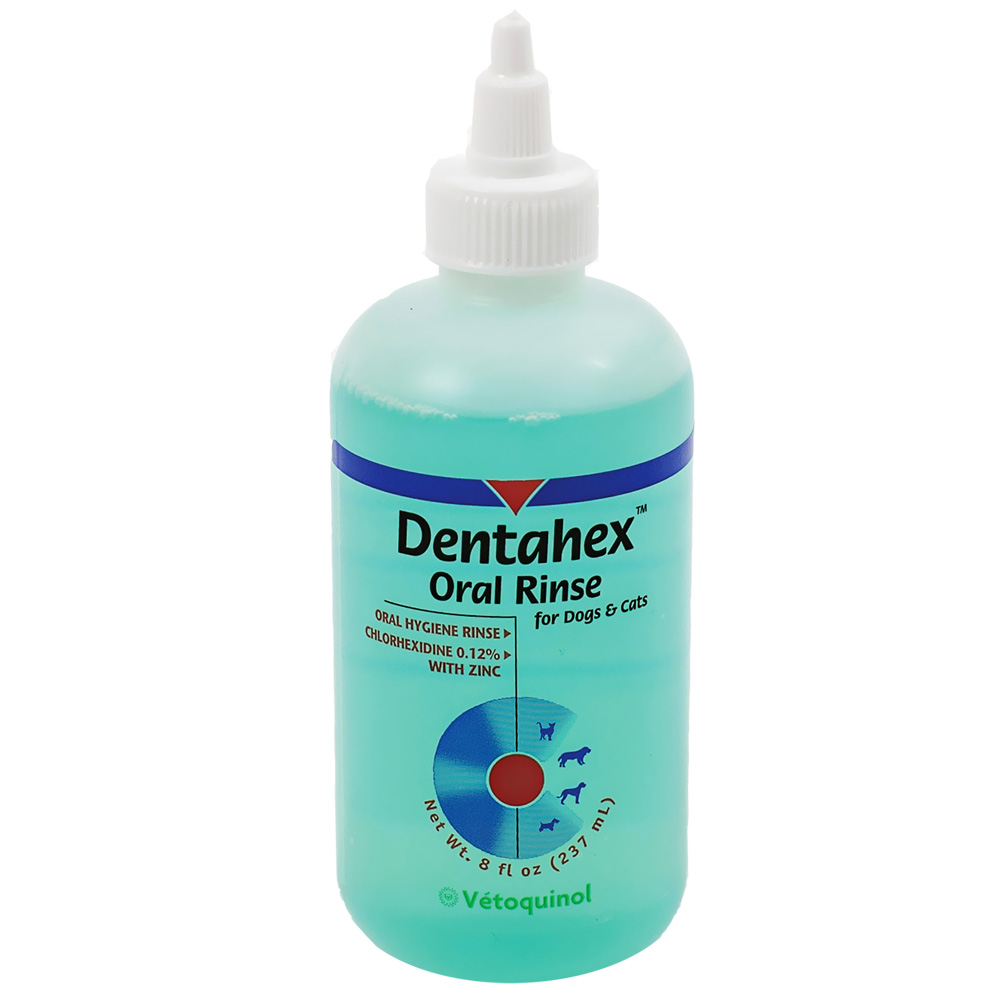 Dentahex Oral Rinse by Vet Solutions (8 oz) im test