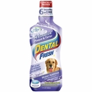 Dental Fresh Advanced Plaque & Tartar Water Additive for Dogs (17 fl oz)
