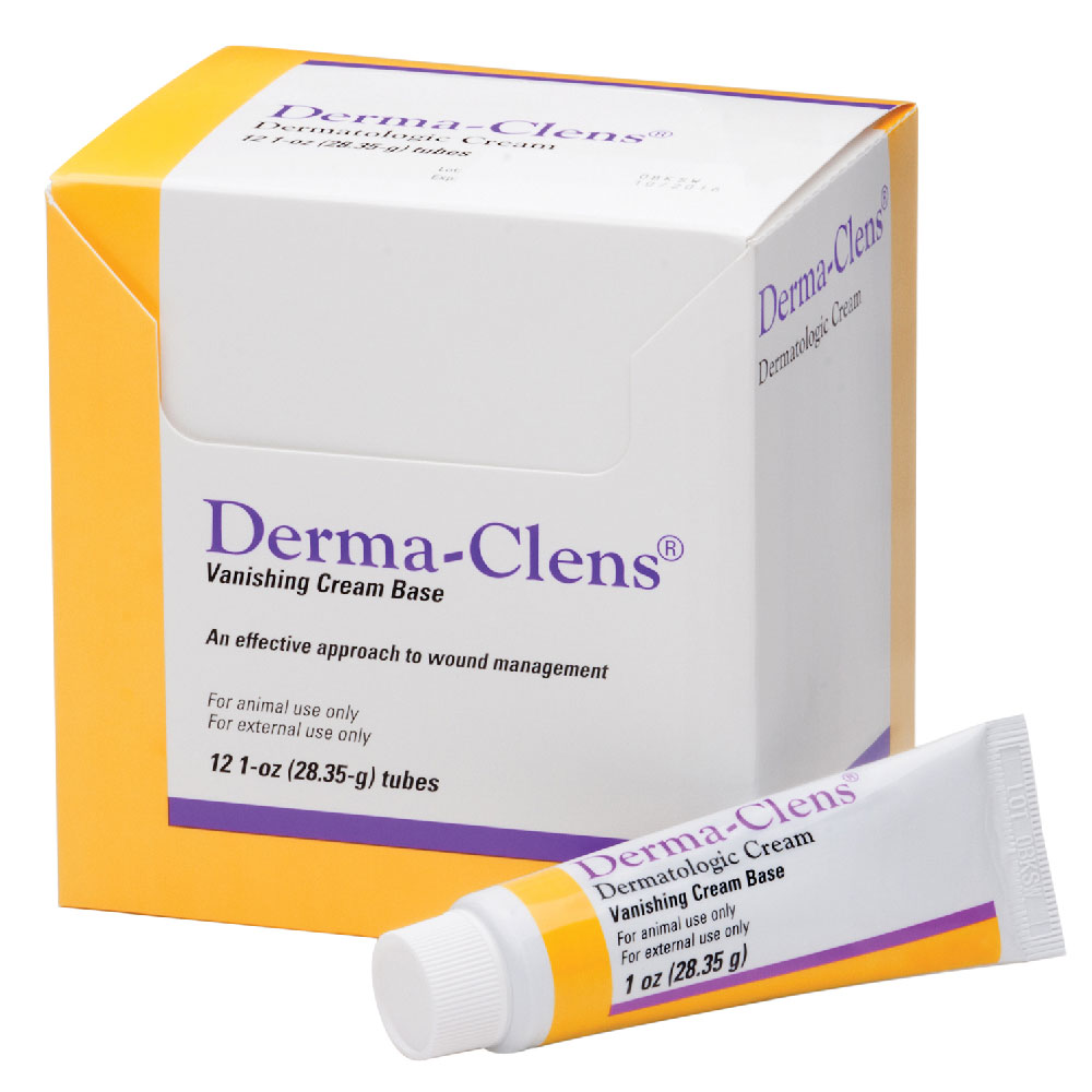 Image of Derma-Clens Cream (1 oz)