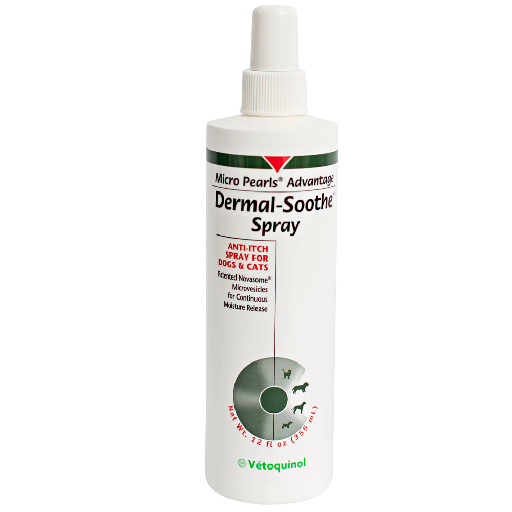 Dermal Soothe Anti-Itch Spray for Dogs & Cats (12 oz) im test