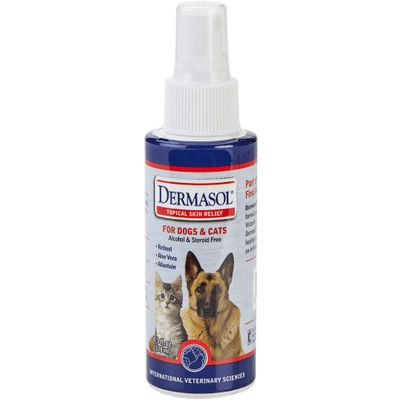 Dermasol Skin Care Spray  for Cats & Dogs (4.3 oz)