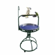 """Diameter Play Stand with Toy Hook - Platinum (28"""" Diameter)"""