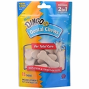 Dingo Denta Mini Treats 15-PACK (4 oz)