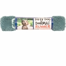 Dirty Dog Doormat Runner - Nano (Pacific Blue)