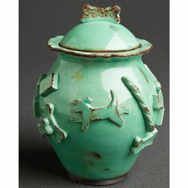 DOG-TREAT-JAR-AQUA-GREEN