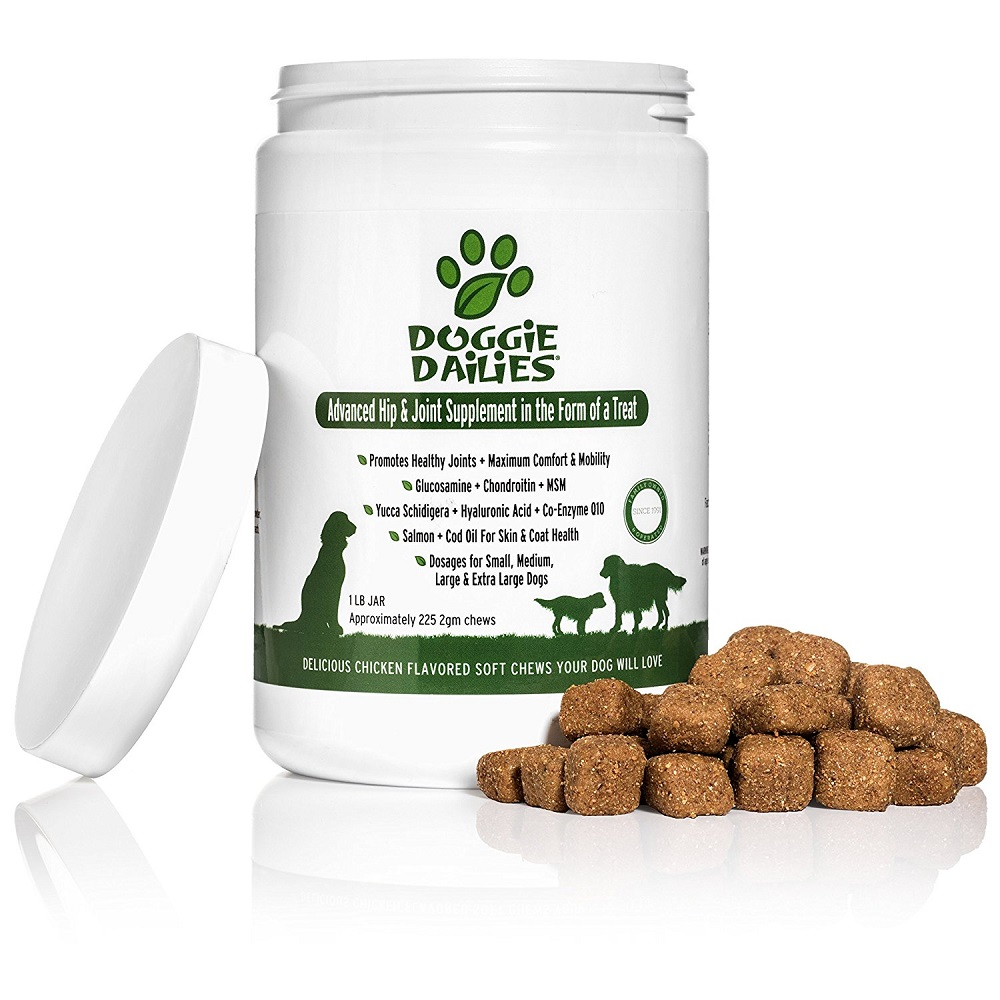 Doggie Dailies Hip & Joint Supplement for Dogs