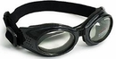 Doggles Originalz Black Frame / Clear Lens