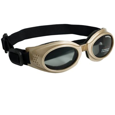 Doggles Originalz Chrome Frame / Smoke Lens