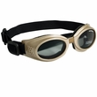 Doggles Originalz Chrome Frame Smoke Lens - Small