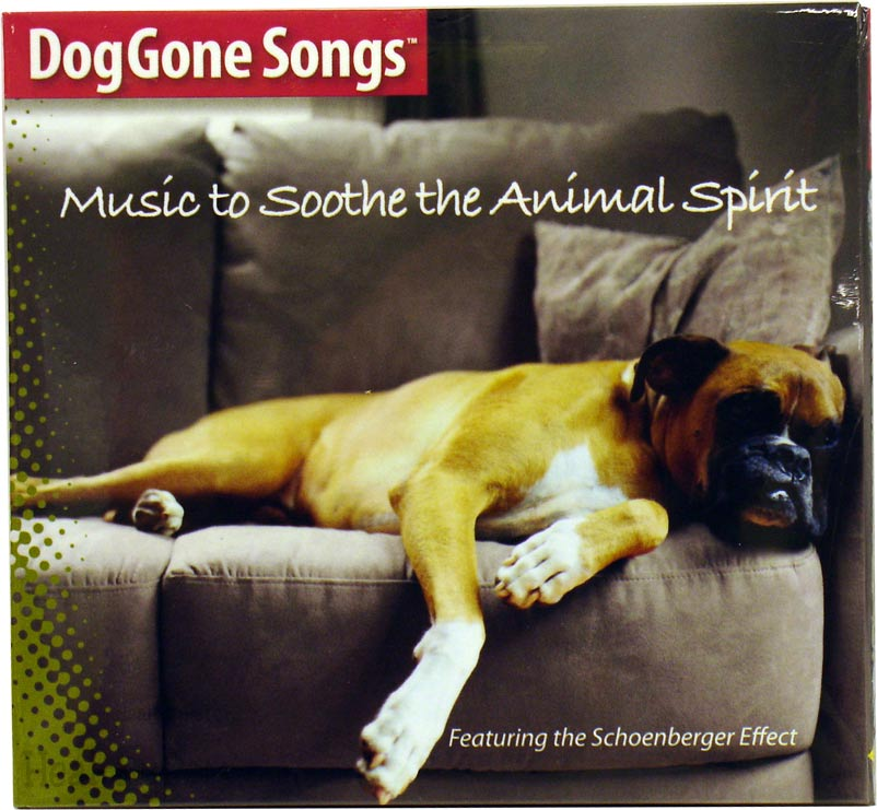 DogGone Songs Soothe the Animal Spirit CD im test