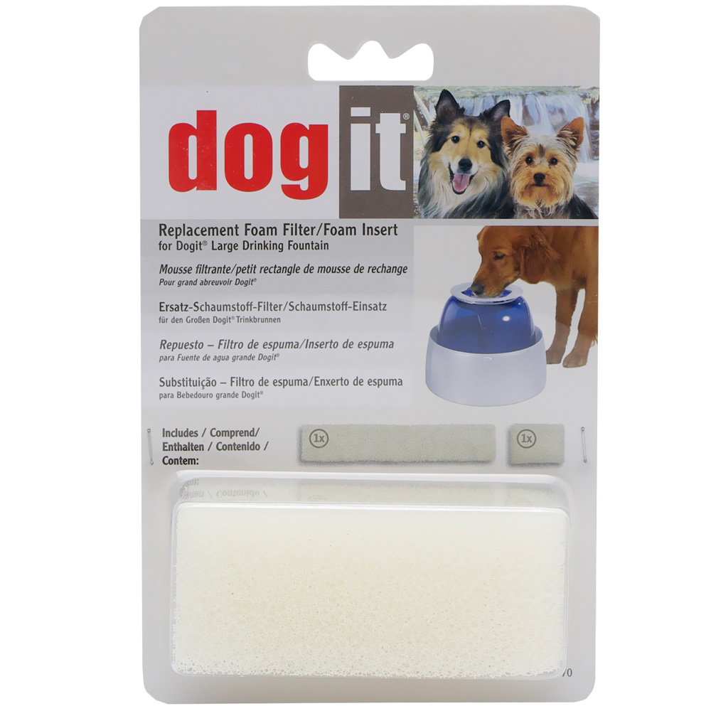 Dogit Replacement Foam (2 pack) im test