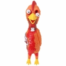Dogit Zombie Fever Vinyl Dog Toy - Chicken