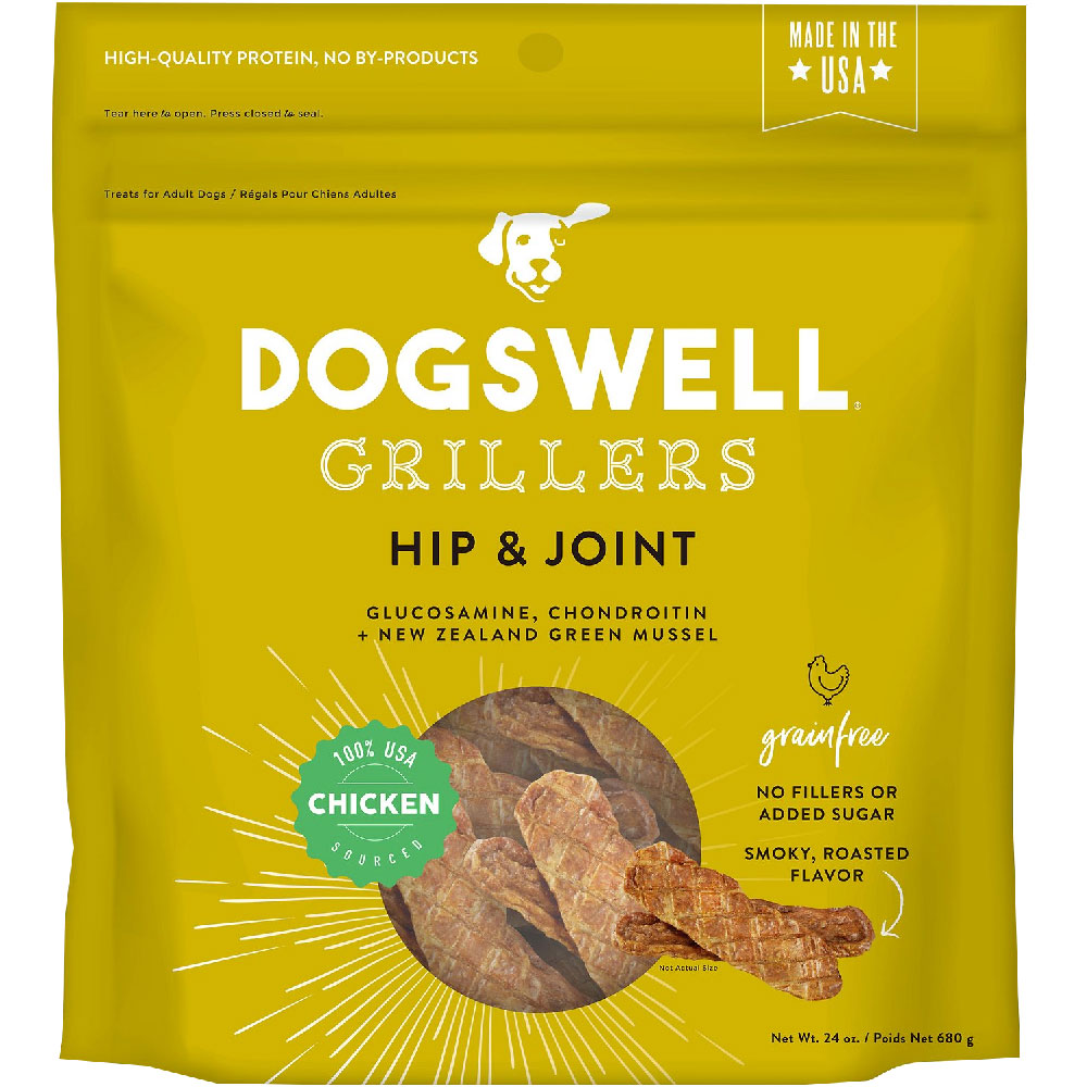 Dogswell Grillers Hip & Joint - Chicken (24 oz) im test