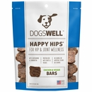 Dogswell Happy Hips Jerky Bars - Chicken & Veggies (28 oz)