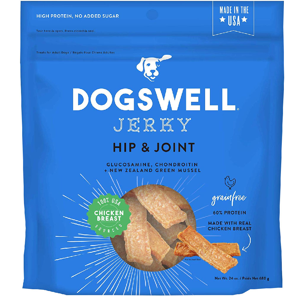 Dogswell Jerky Hip & Joint - Chicken (24 oz) im test