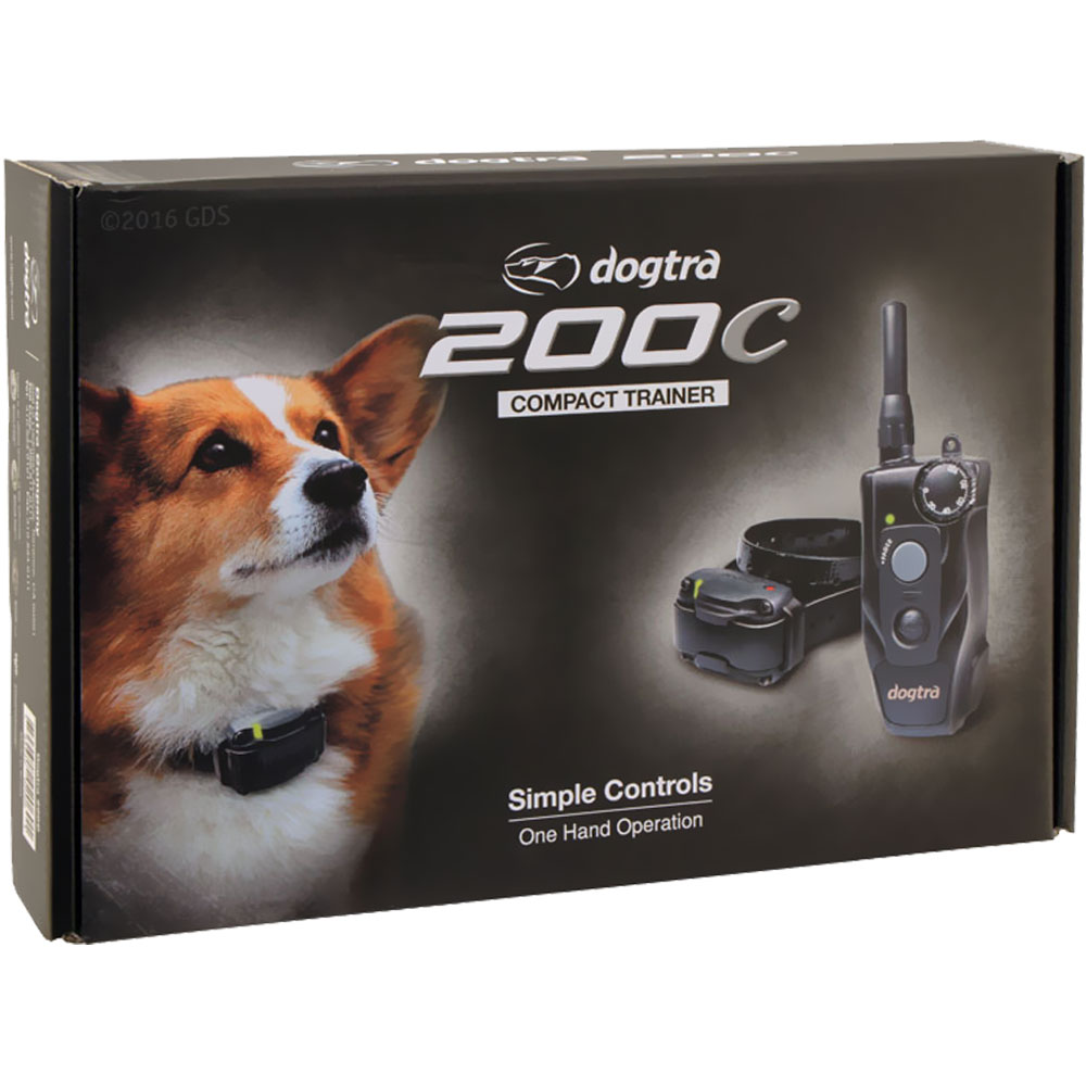 Image of Dogtra 1/2 Mile Compact Remote Trainer - 1 Dog