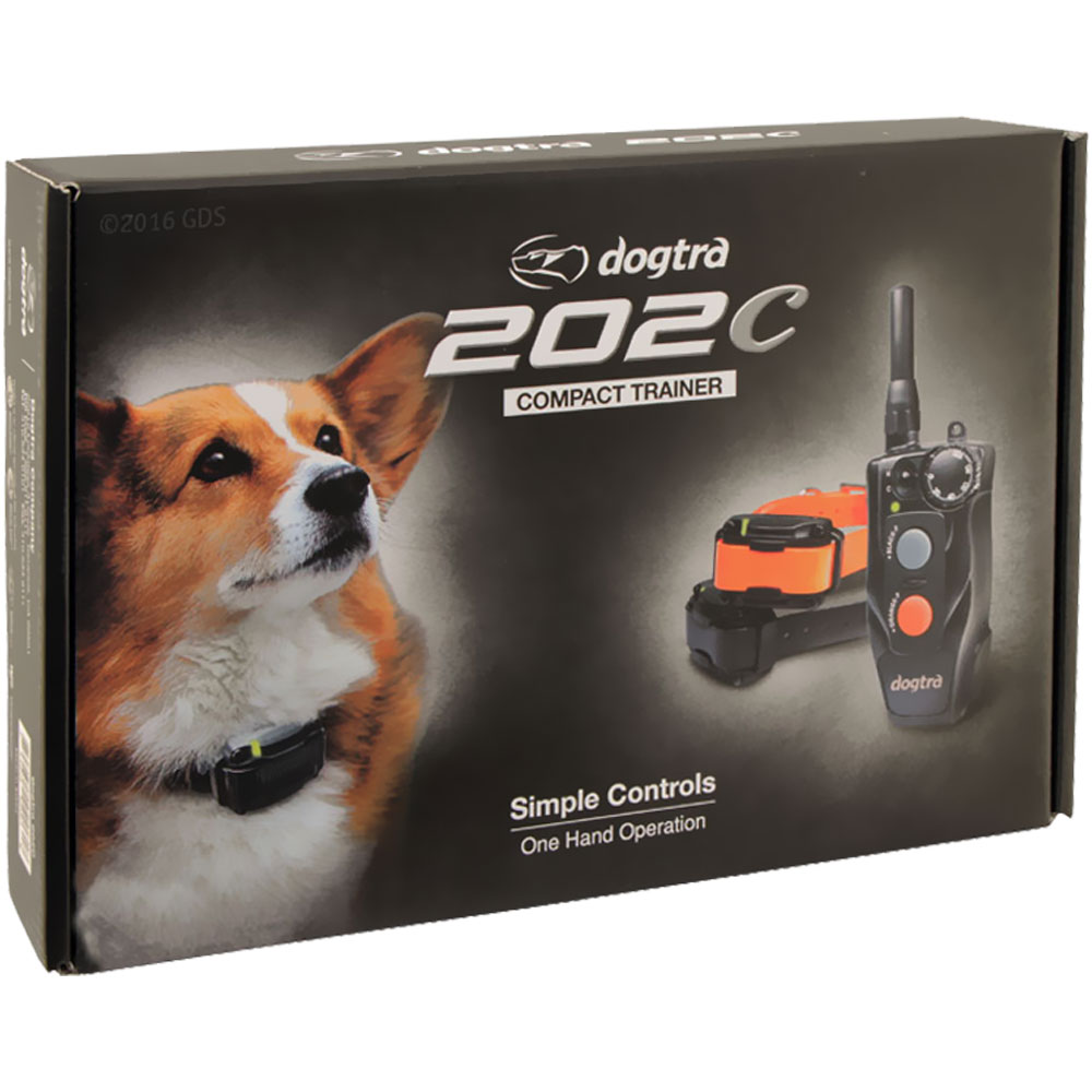 Image of Dogtra 1/2 Mile Compact Remote Trainer - 2 Dogs