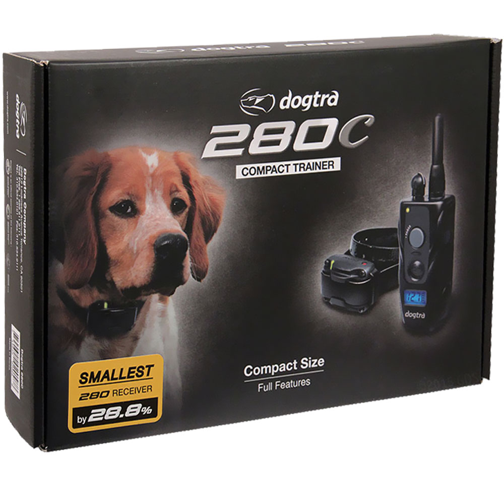 Image of Dogtra 1/2 Mile Ultra Compact Remote Trainer - 1 Dog