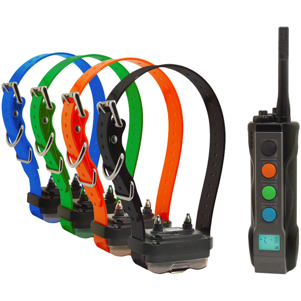 Image of Dogtra EDGE 1 Mile Professional Remote Trainer - Up to 4 Dogs