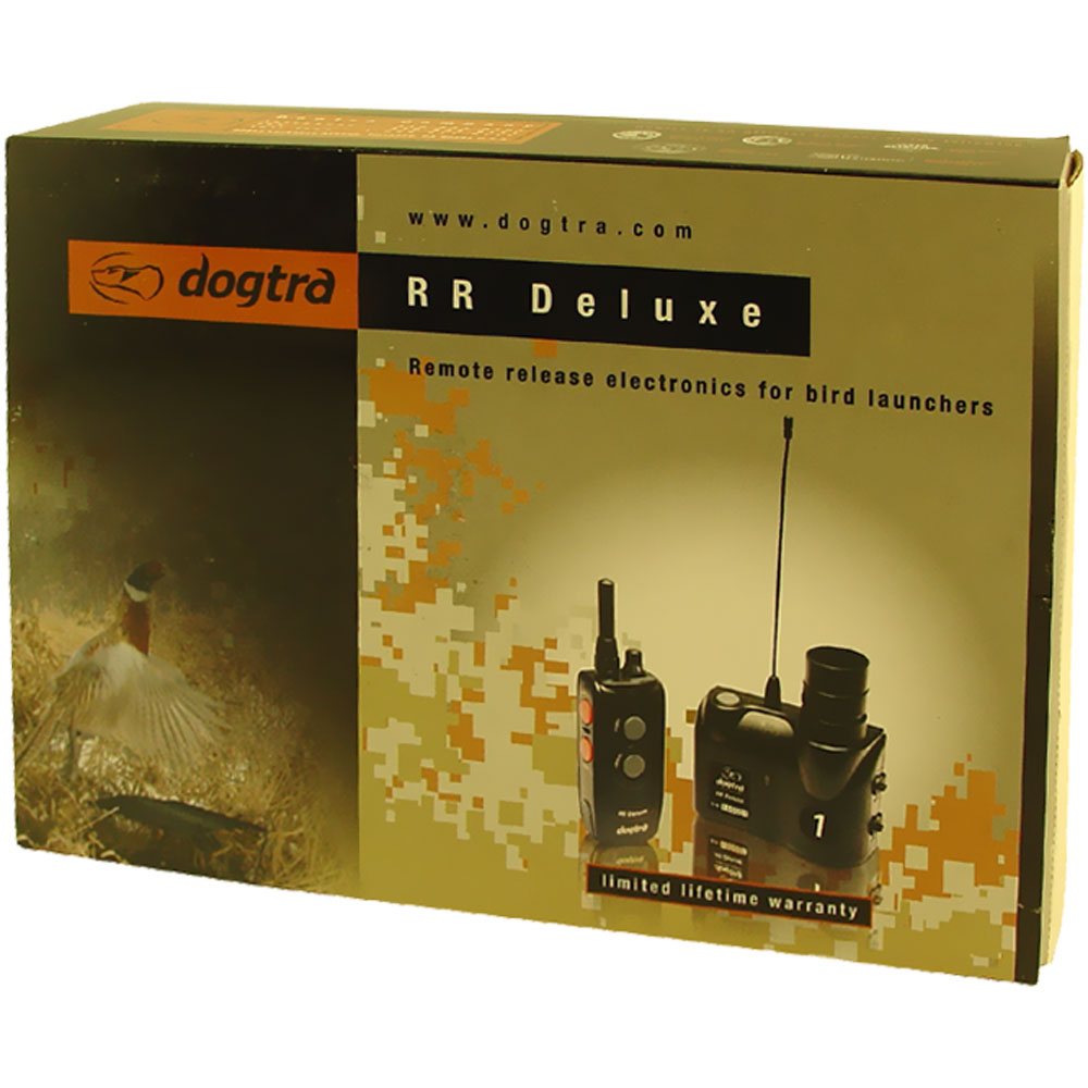 DOGTRA-REMOTE-DELUXE-RECEIVER-TRANSMITER