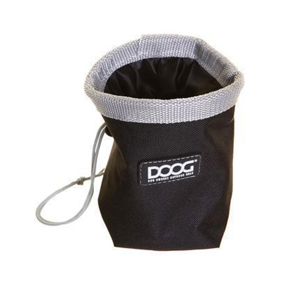 DOOG-TREAT-POUCH-BLACK-SMALL