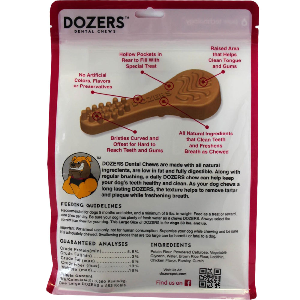 DOZERS-DENTAL-CHEWS-LARGE-BONES