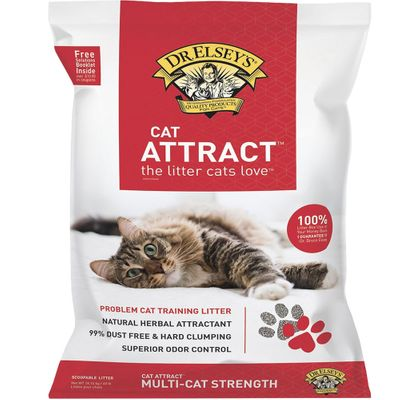 Dr. Elsey's Cat Attract Cat Litter (40 lb)