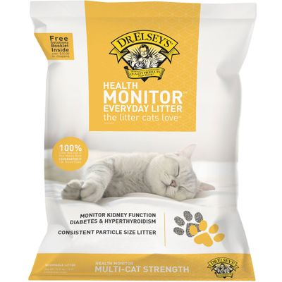 Dr. Elsey's Health Monitor Everyday Cat Litter (40 lb)