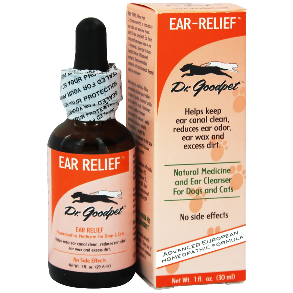Dr. Goodpet Ear-Relief (1 oz) im test