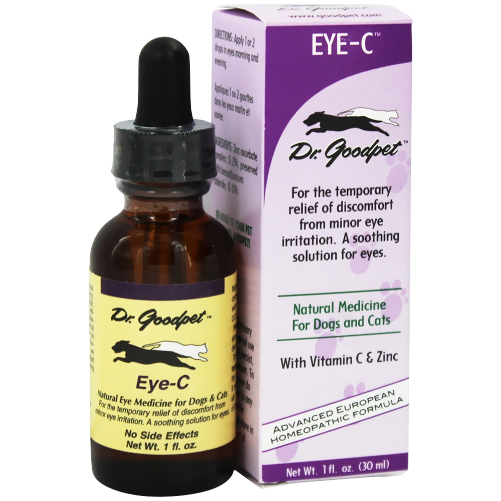 Image of Dr. Goodpet Eye-C - 1 oz - For Dogs - from EntirelyPets