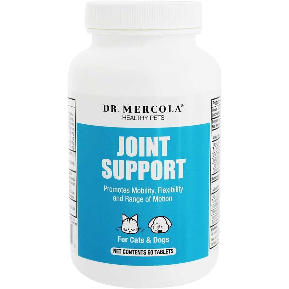 Dr. Mercola Joint Support for Cats & Dogs (60 Tablets) im test