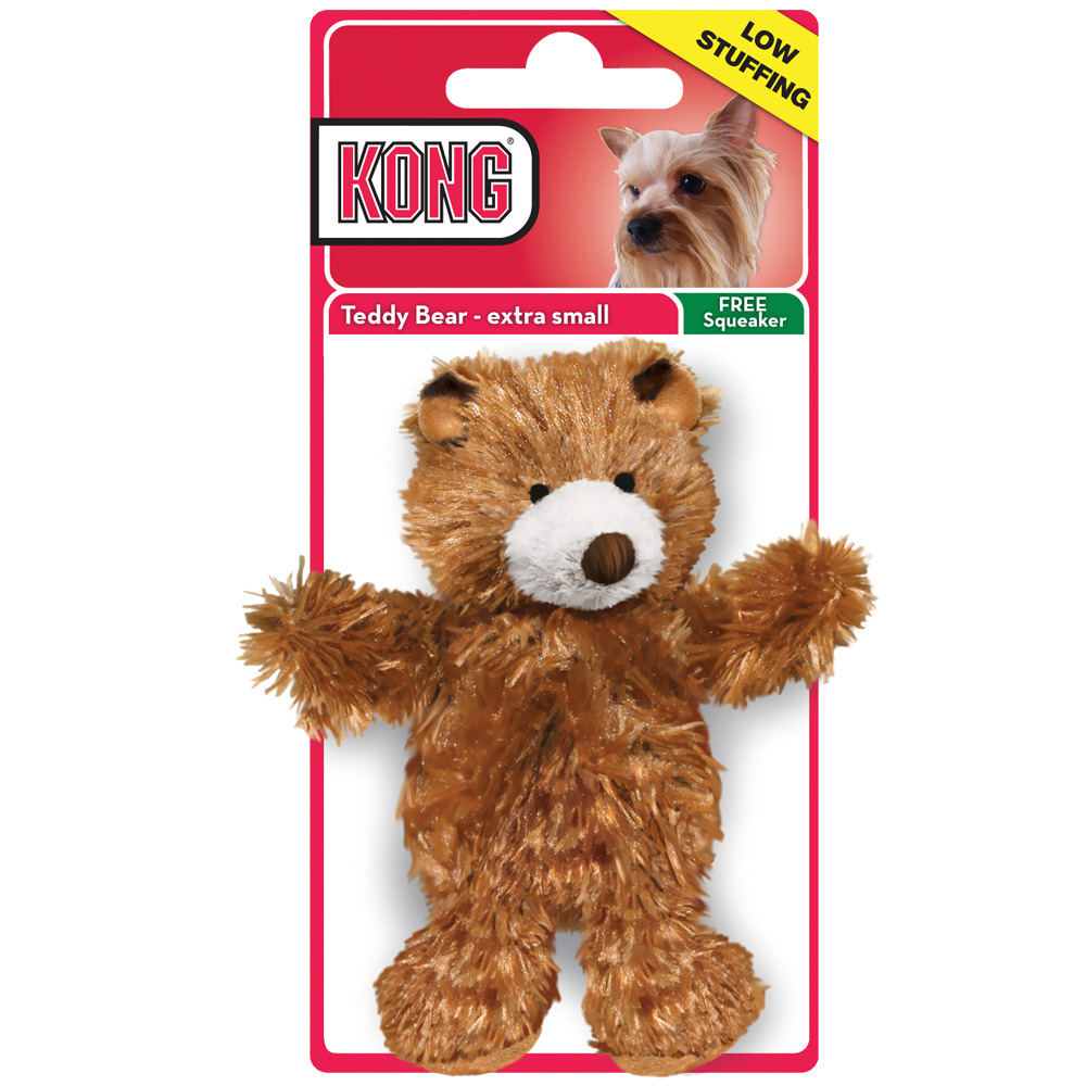 KONG Dr. Noy's Teddy Bear for Dogs - XSmall im test