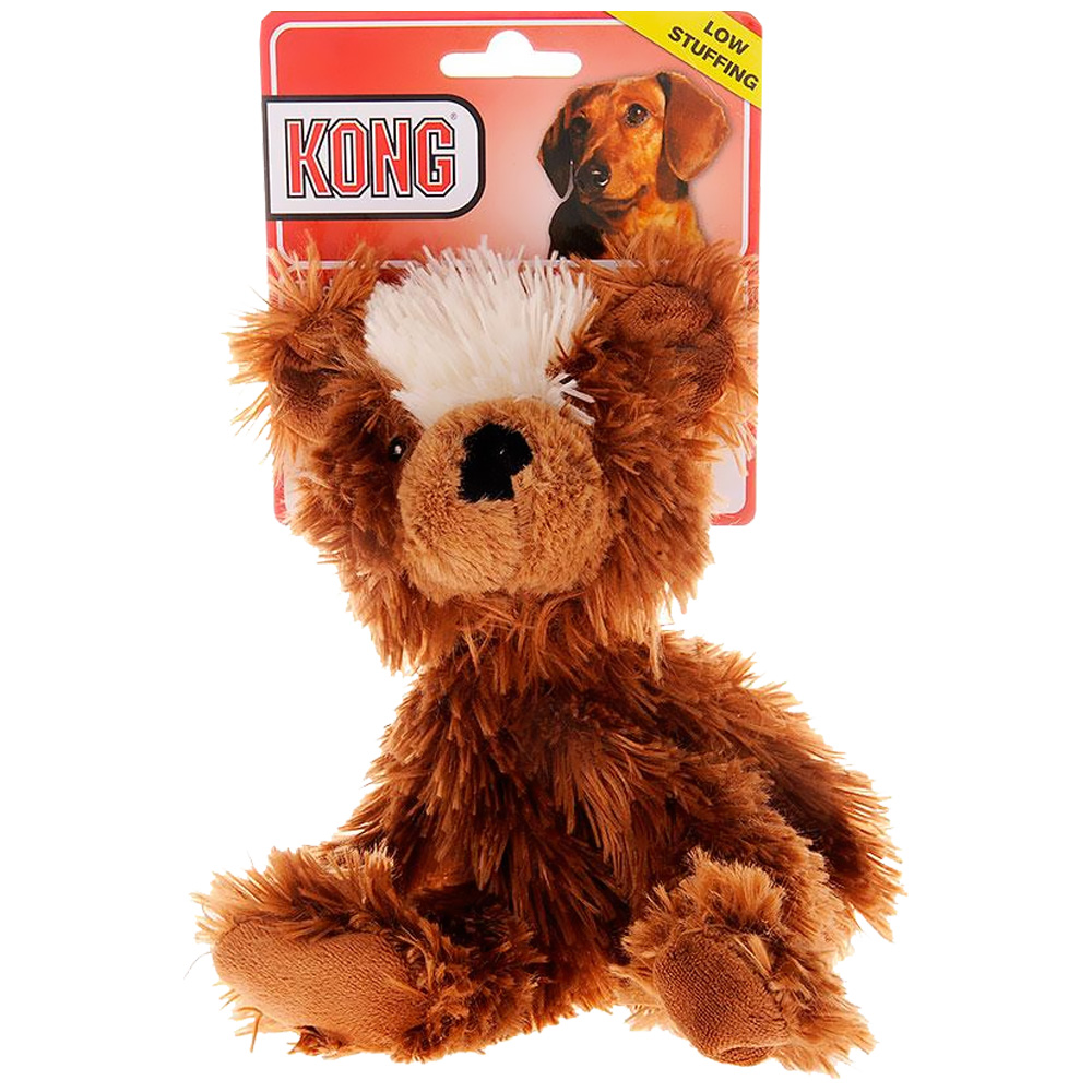 KONG Dr. Noy's Teddy Bear for Dogs Medium im test